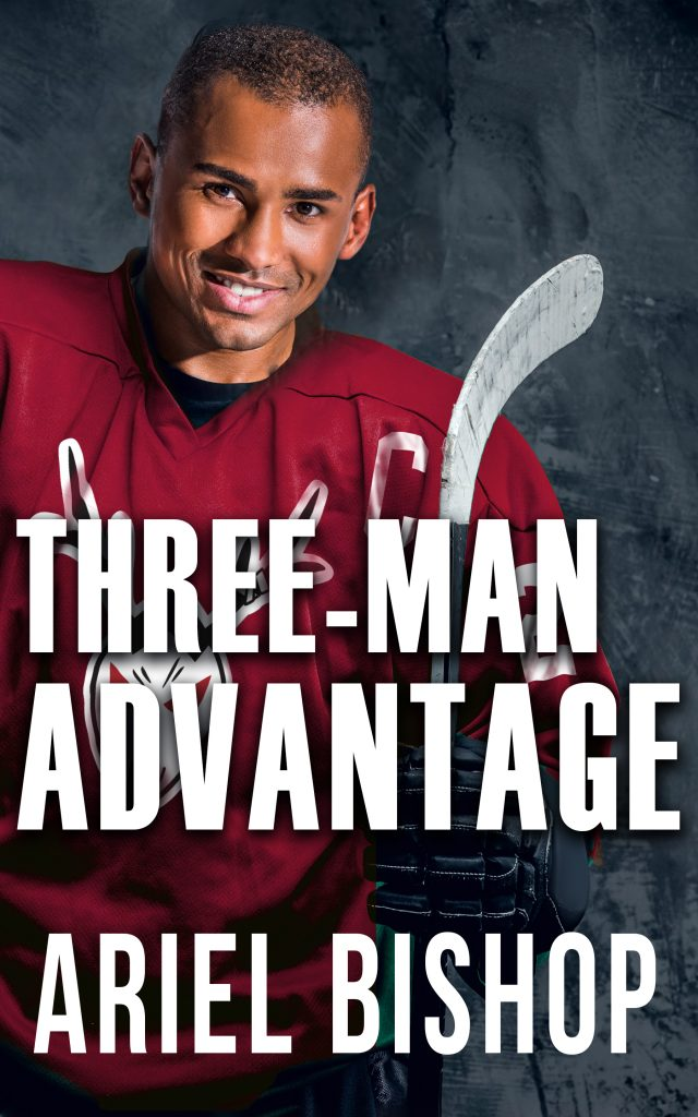 Book Cover: Three-Man Advantage